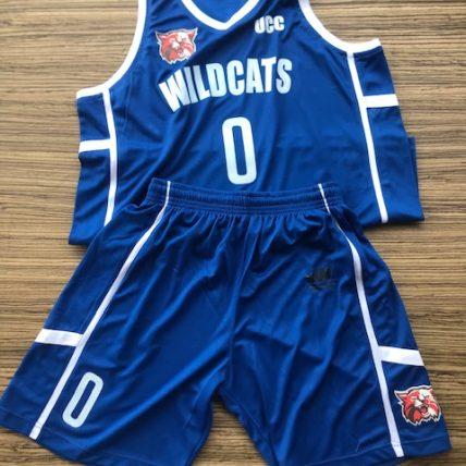 UCC Wildcats Basketball Jersey
